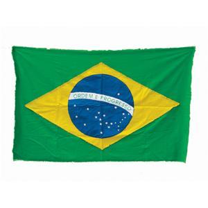 Seletti Bandiera In Cotone Brasile