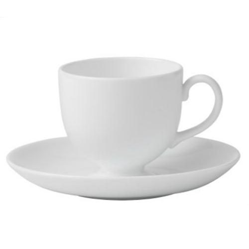 WEDGWOOD TAZZA CAFFE WEDGWOOD WHITE