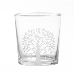 Porcellana Bianca Bicchiere Albero Babila
