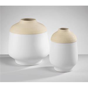 Mascagni Vaso In Ceramica