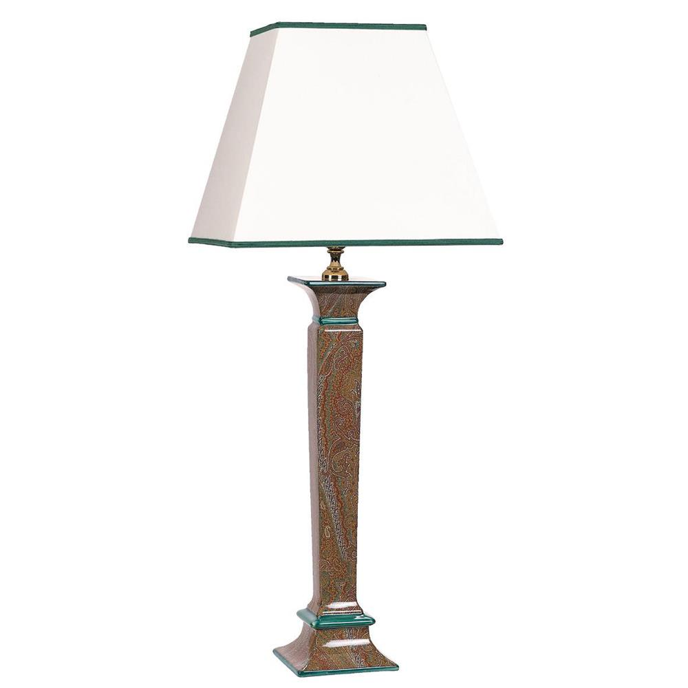 ETRO HOME ACCESSORI LAMPADA A COLONNA CIBELE COLOURED