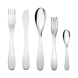 ALESSI SET 5 POSATE EAT.IT