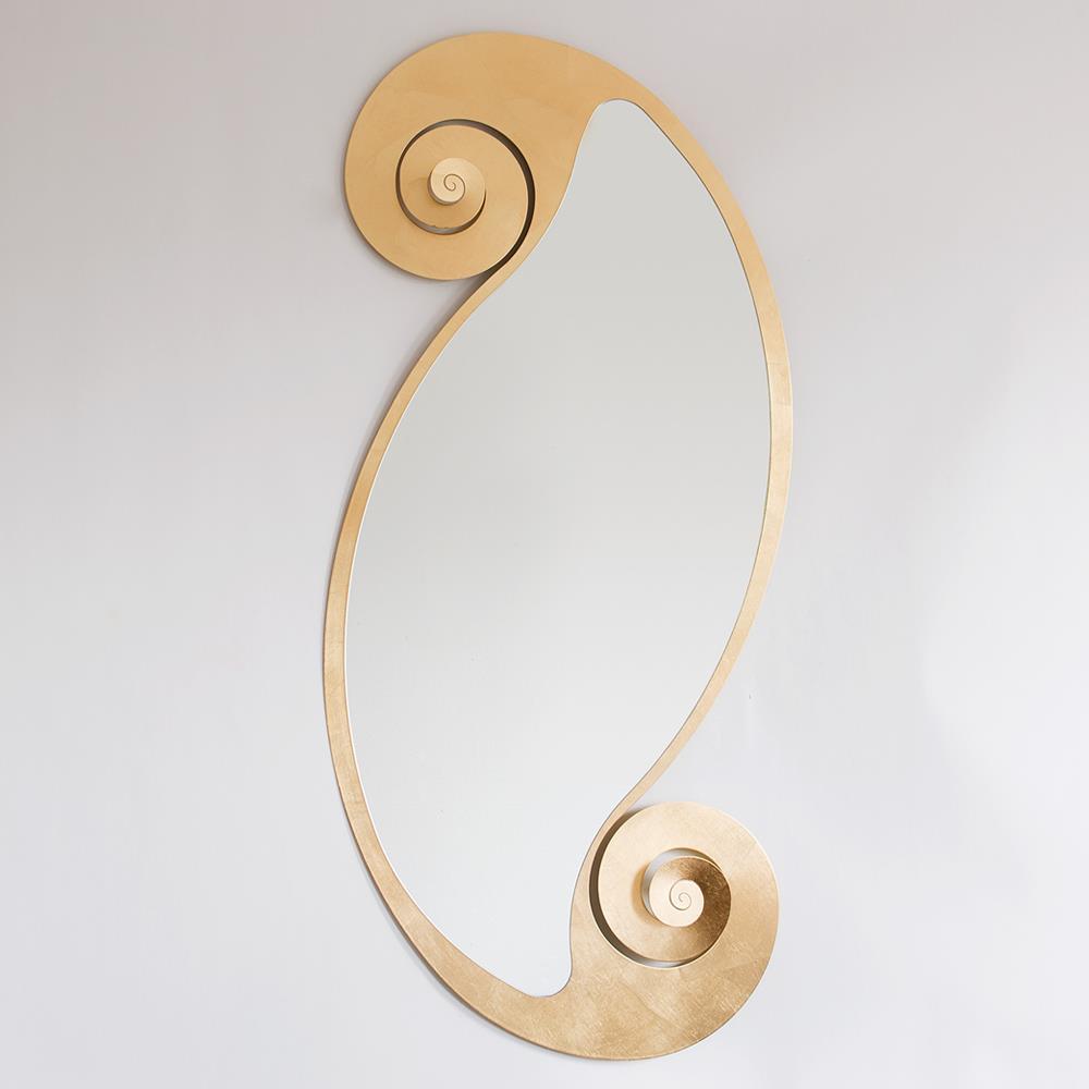Arti mestieri specchio circe ovale specchi circe - Specchi arte e mestieri ...