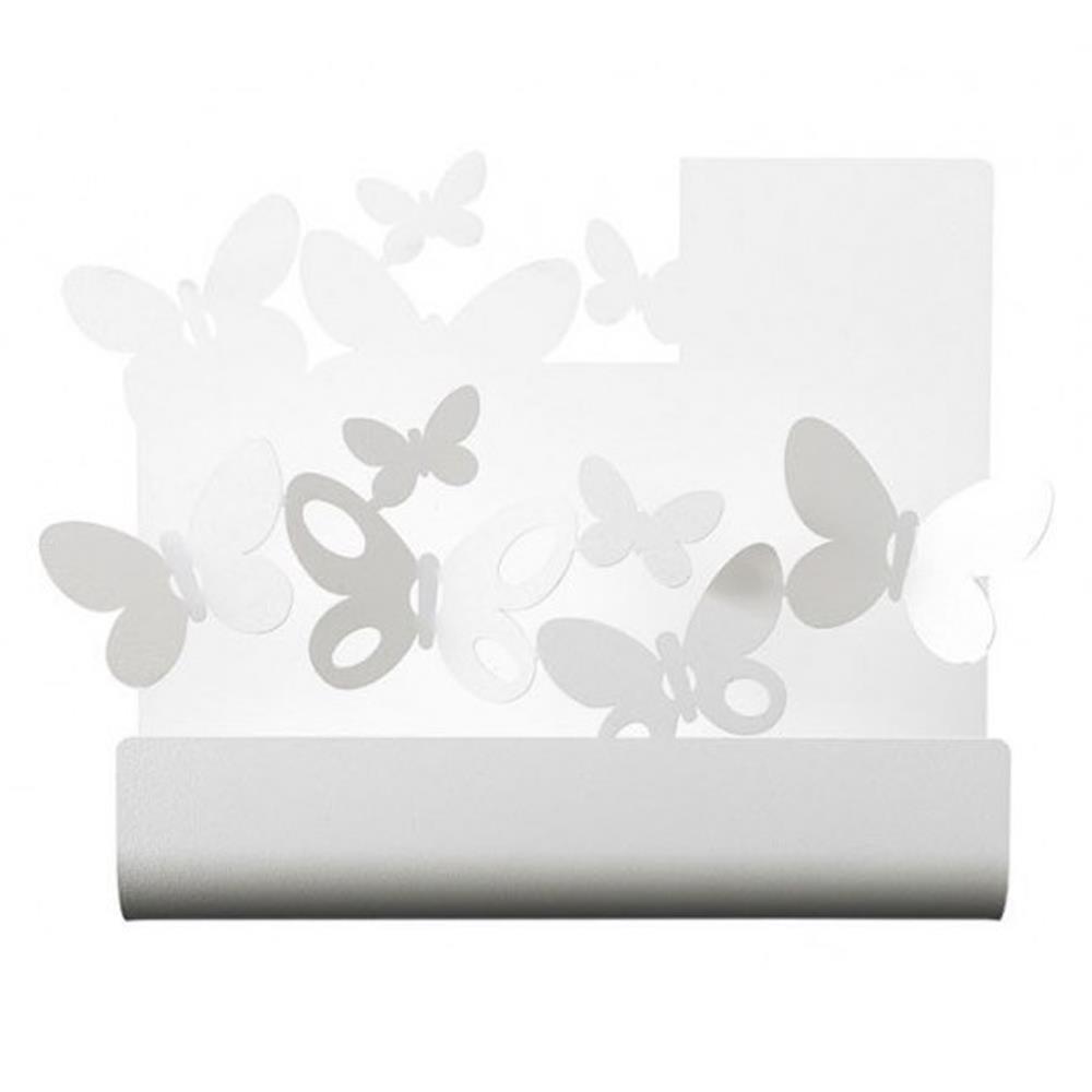 Porta Posta Arti E Mestieri.Portaposta Butterfly