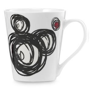 Egan Mug Mickey Mouse Con Scritte