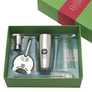 Alessi Set Regalo Shaker Boston