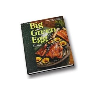 KUNZI RICETTARIO BIG GREEN EGG