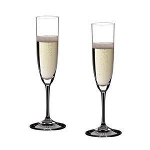 Riedel Calice Champagne Vinum 2 Pz