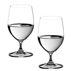 Riedel Calice Acqua Vinum 2 Pz