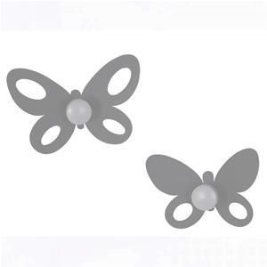 Arti & Mestieri Set Ganci Butterfly
