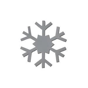 Cresia Calamita Fiocco Di Neve