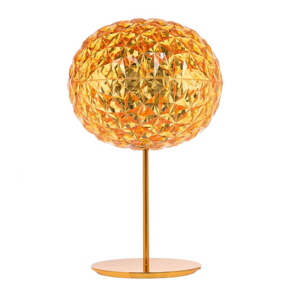 Kartell Lampada Con Stelo Planet - Lampade Da Tavolo Planet