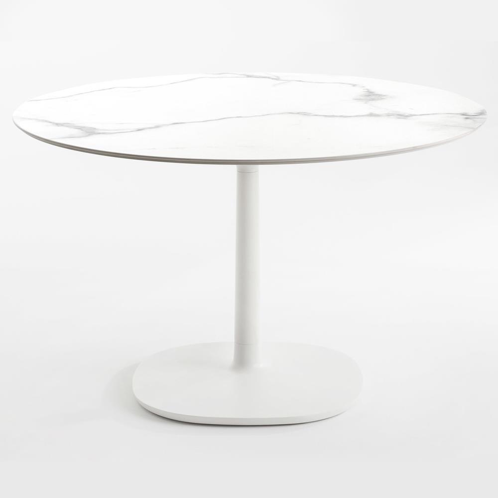 Kartell tavolo tondo multiplo tavoli for Portafoto multiplo da tavolo