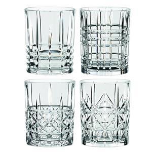 Nachtmann Set 4 Bicchieri Acqua Highland