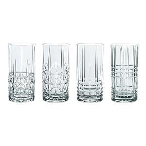 Nachtmann Set 4 Bicchieri Longdrink Highland