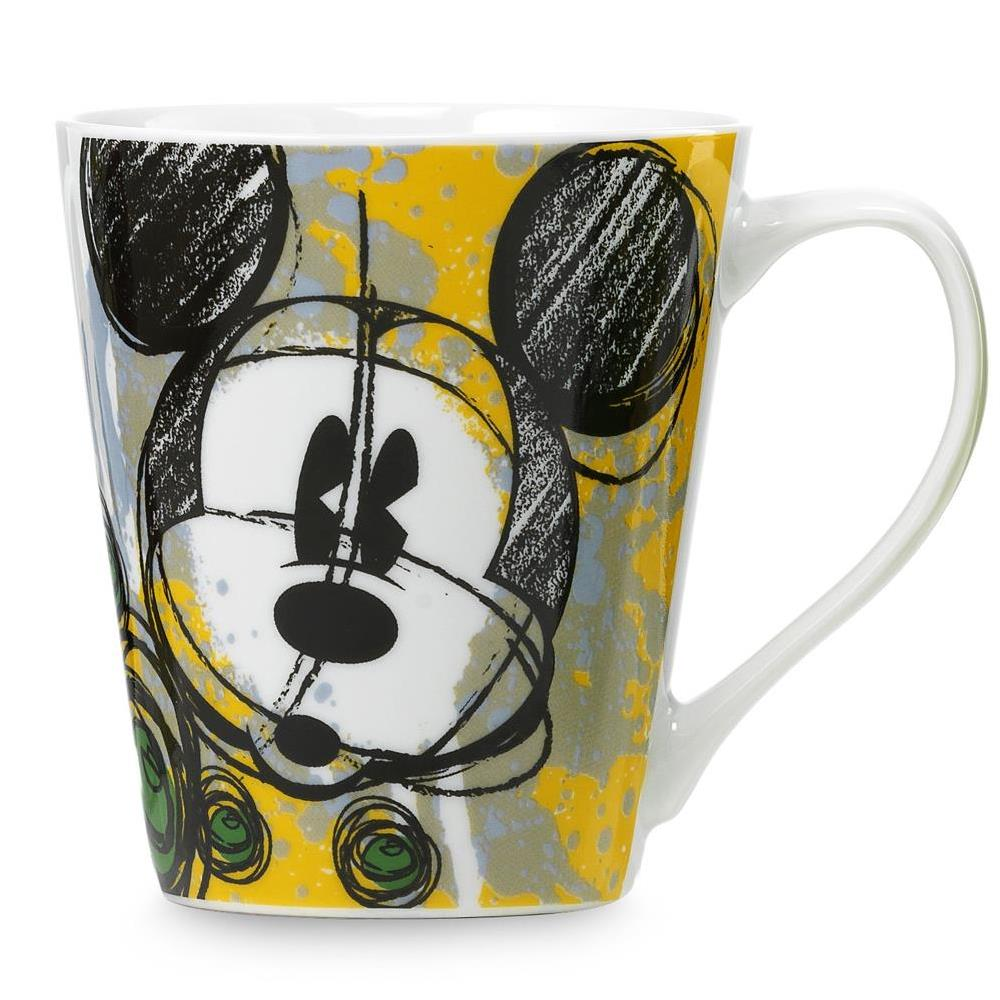EGAN MUG VISO MICKEY MOUSE GRAPHIC