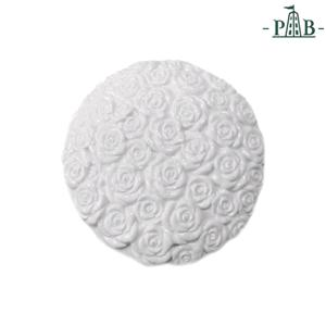 Porcellana Bianca Evaporatore Roselline Leopoldina