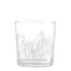 Porcellana Bianca Bicchiere Prato Babila