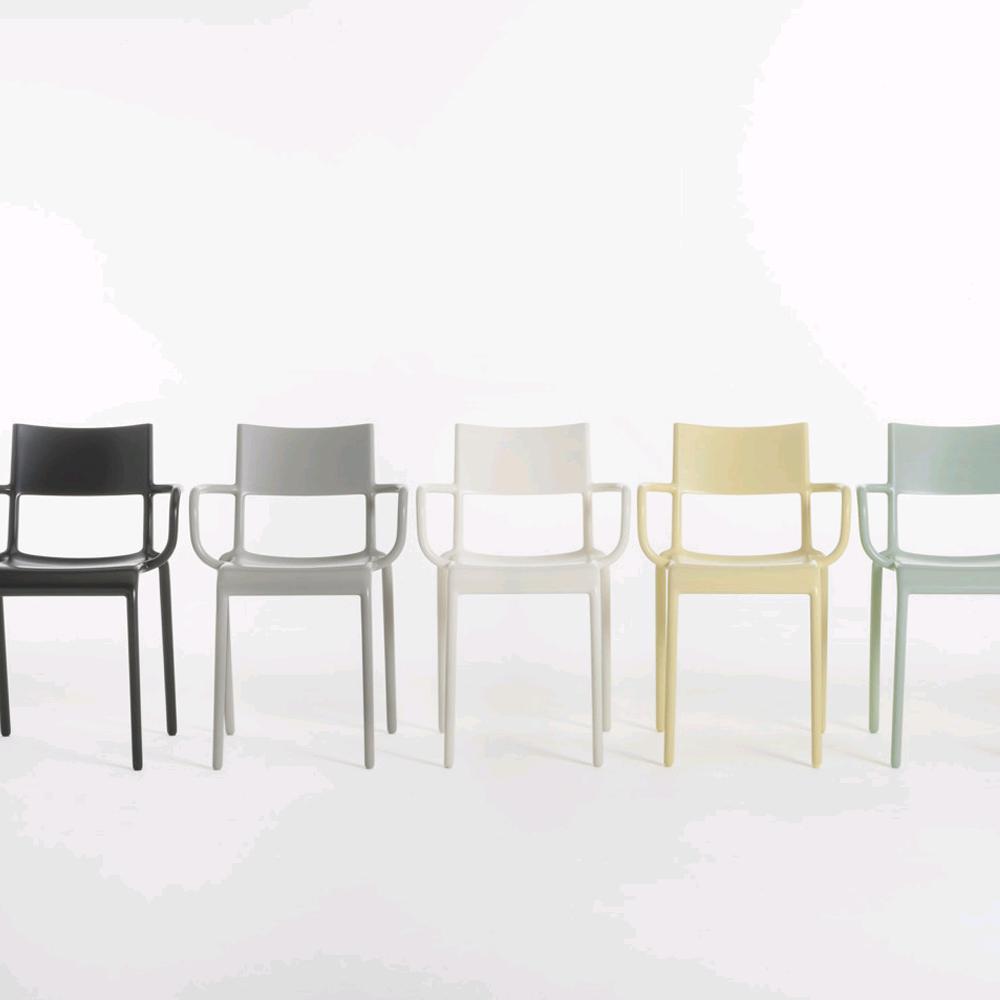 Kartell sedia generic a sedie generic for Sedia ufficio kartell
