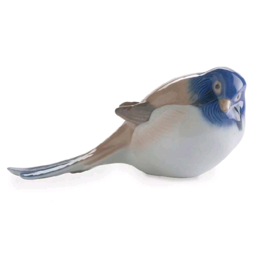 Ceramiche Di Copenaghen Prezzi.Royal Copenhagen Uccellino Pessimista Statuette Porcellana Birds