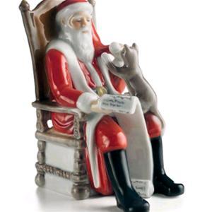 Royal Copenhagen Babbo Natale