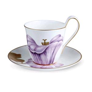 Royal Copenhagen Tazza The Con Piattino Campanula