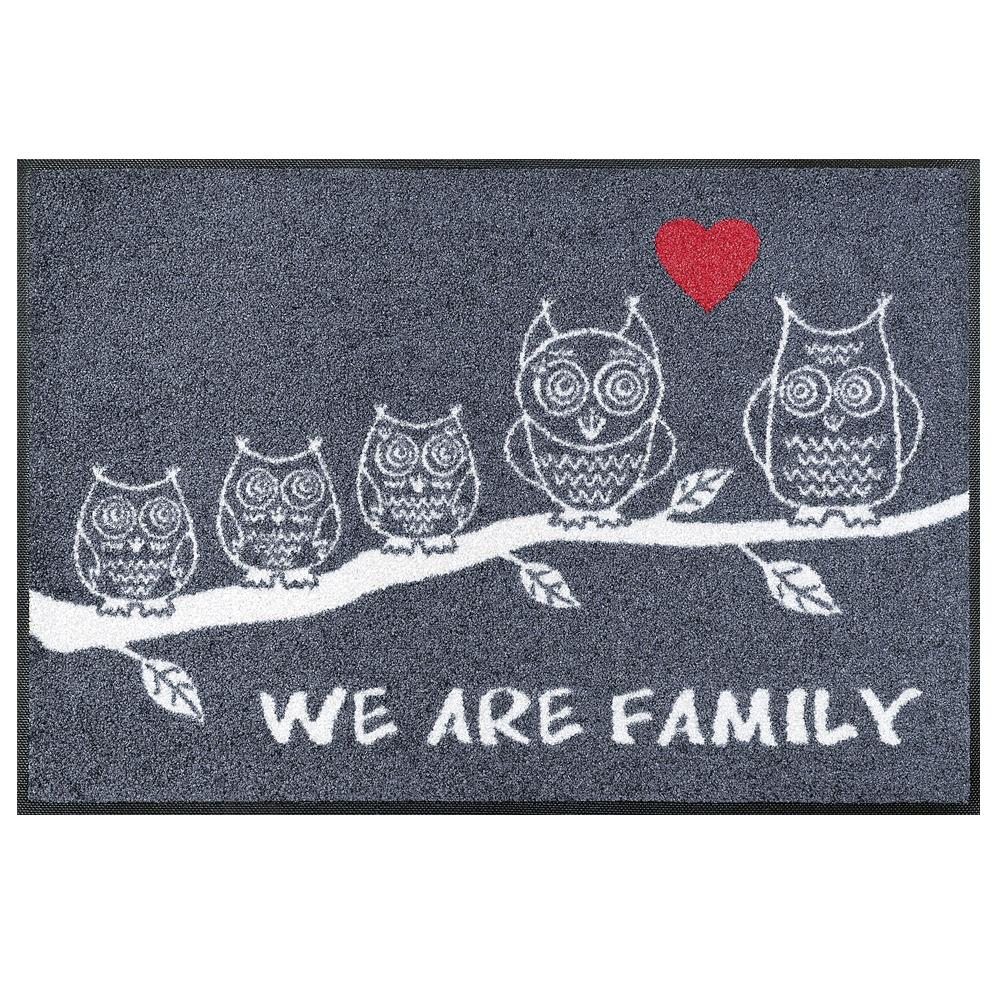 WASH & DRY TAPPETO WE ARE FAMILY