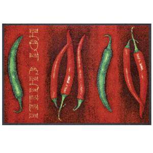 WASH & DRY TAPPETO HOT CHILLI