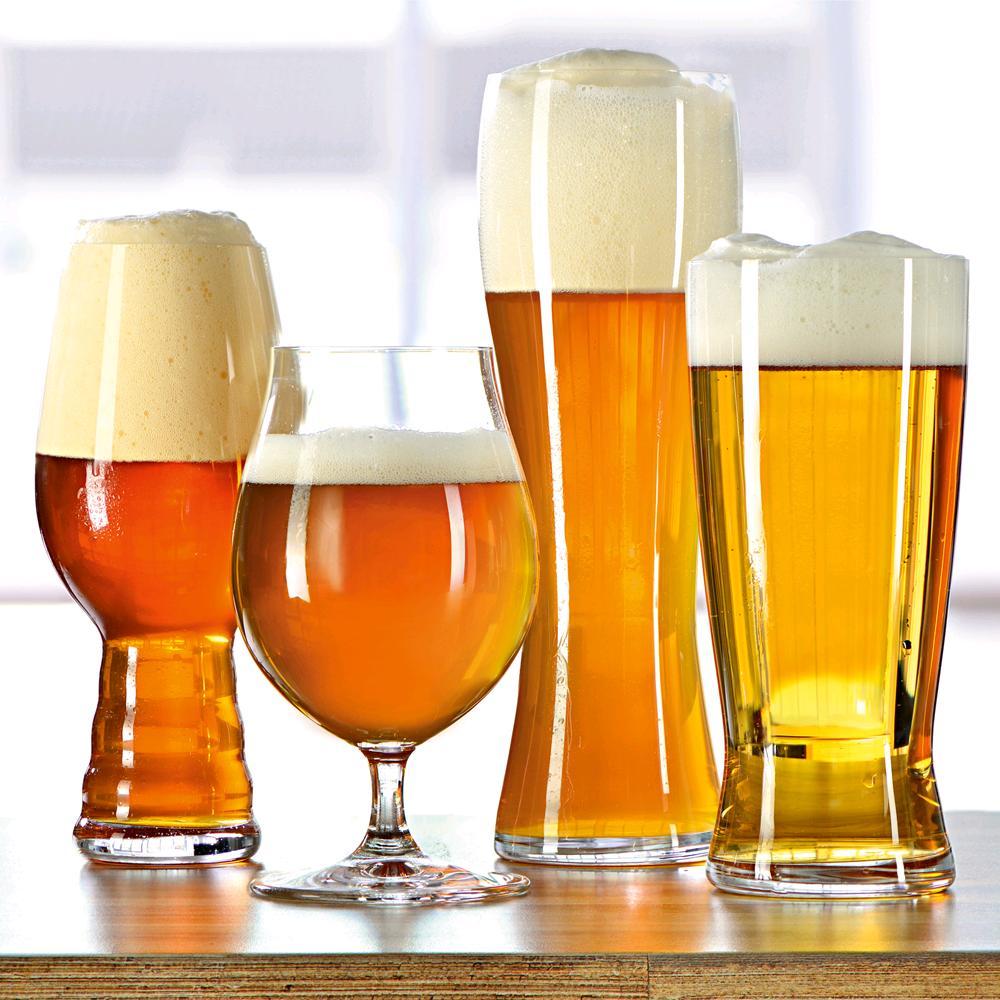 Kunzi kit degustazione 4 pezzi spiegelau bicchieri birra for Bicchieri birra prezzi