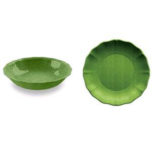 Serafinozani Insalatiera York Verde
