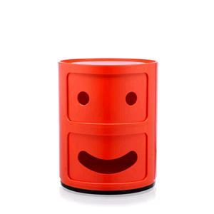 Kartell Componibili Smile 2 Elementi