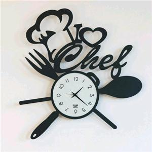 ARTI & MESTIERI OROLOGIO CHEF IN LOVE