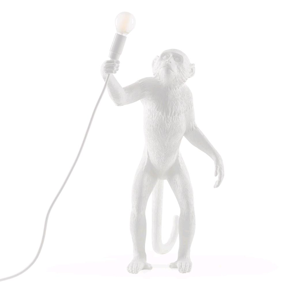 SELETTI MONKEY LAMP IN PIEDI INDOOR OUTDOOR