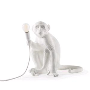SELETTI MONKEY LAMP SEDUTA INDOOR OUTDOOR