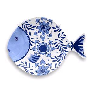 Serafinozani Vassoio/piatto Pesce Santorini