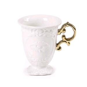 Seletti Mug I-wares Gold