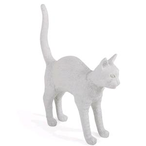 SELETTI CAT LAMP JOBBY