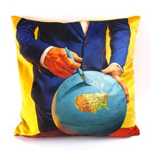 Seletti Cuscino Globe