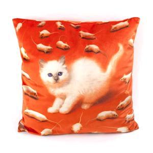 Seletti Cuscino Kitten