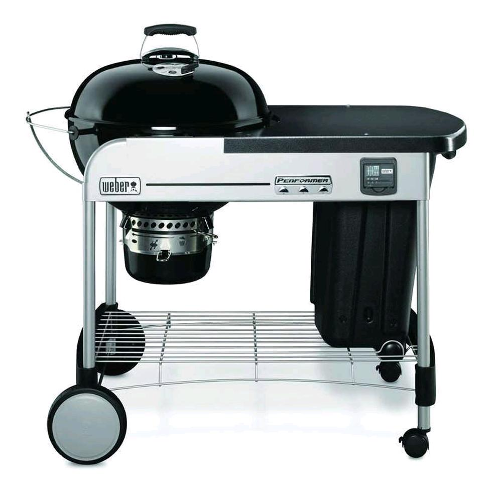 WEBER BARBECUE PERFORMER PREMIUM GBS CHARCOAL GRILL