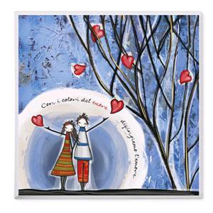 Egan Quadro You & Me Inverno