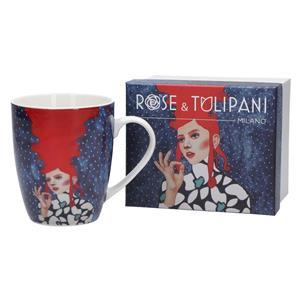 Rose&tulipani Mug 2 Ottomarzo