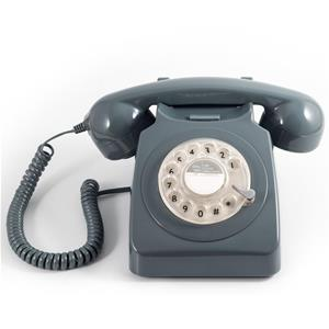 Gpo Telefono Vintage Rotary