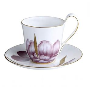 Royal Copenhagen Tazza The Con Piattino Iris