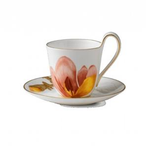 Royal Copenhagen Tazza The Con Piattino Magnolia