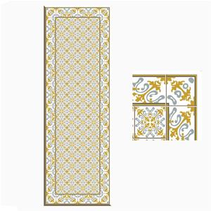 DECO & CARPETS TAPPETO ANTIQUE COLOURS TILE 01
