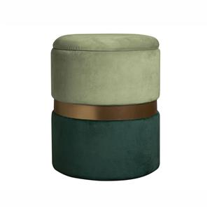 PUSHER POUF GOLDEN RING