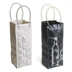 PUSHER COOLER BAG BLACK & WHITE EDITION