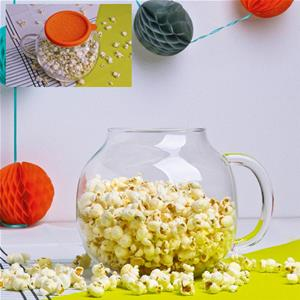 Pusher Poppin Corn Popcorn Maker
