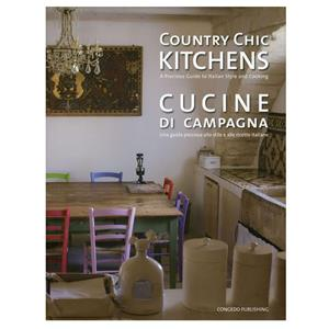 Congedo Editore Country Chic Kitchens. Cucine Di Campagna